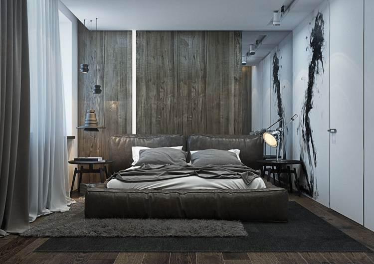 дизайн интерьера спальни 18 кв м 50 фото идей
