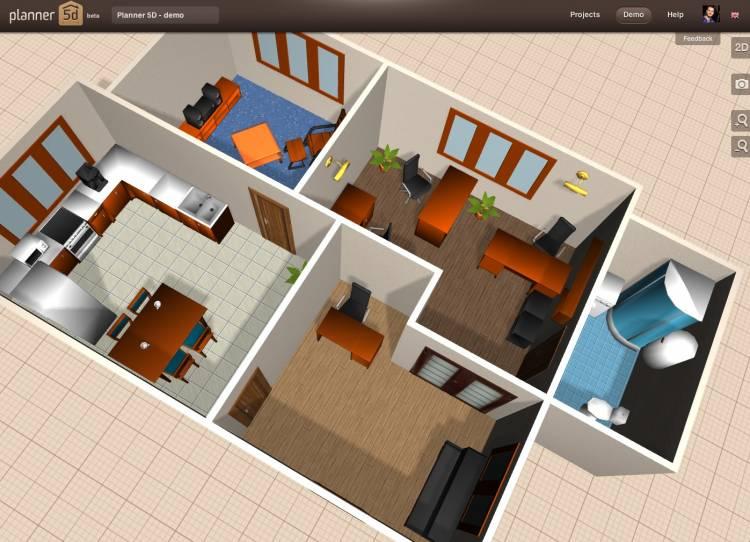 Сайт для создания дизайна квартиры онлайн книги по созданию сайта на wordpress