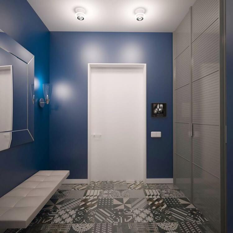 Дизайн прихожих - фото в квартире, современные идеи 2019
