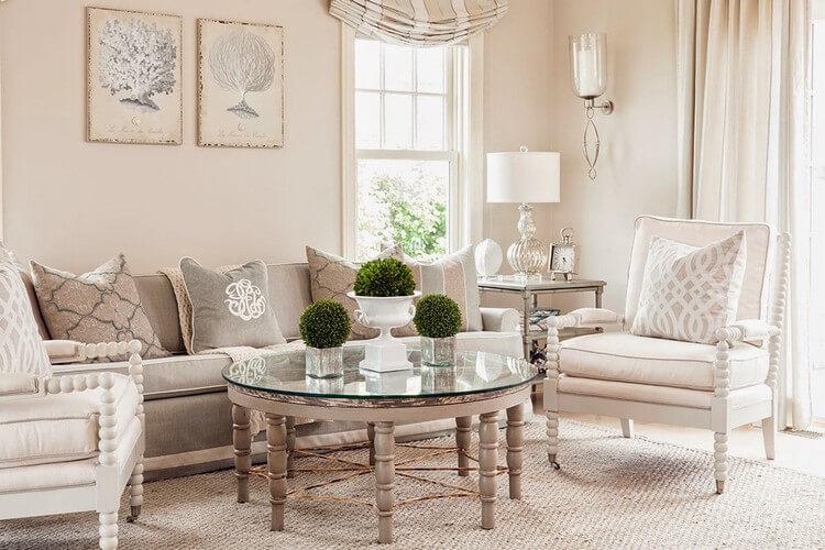 Серо-бежевый цвет в интерьере 46 фото сочетание тонов в таблице оформление гостиной в квартире серым и бежевым