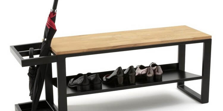Скамья в прихожую IKEA