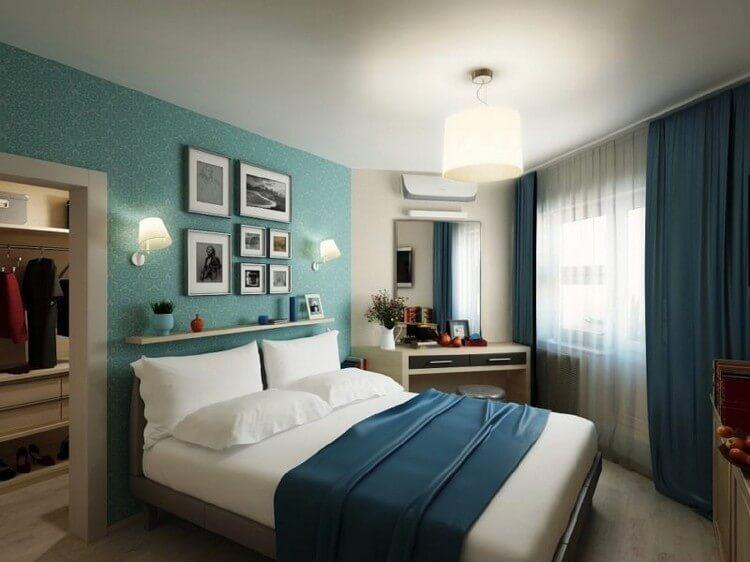 Идеи оформления спальни 2020 с 85 фото