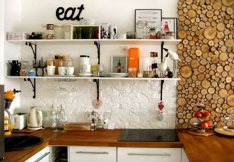 Ремонт кухни: дизайн, фото реальных интерьеров и выбор отделочных материалов