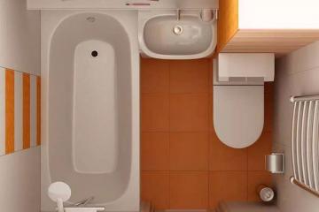 Идеи дизайна совмещенной ванной комнаты с туалетом
