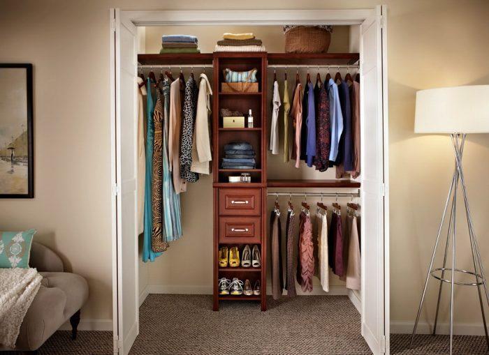 Идеи гардеробной