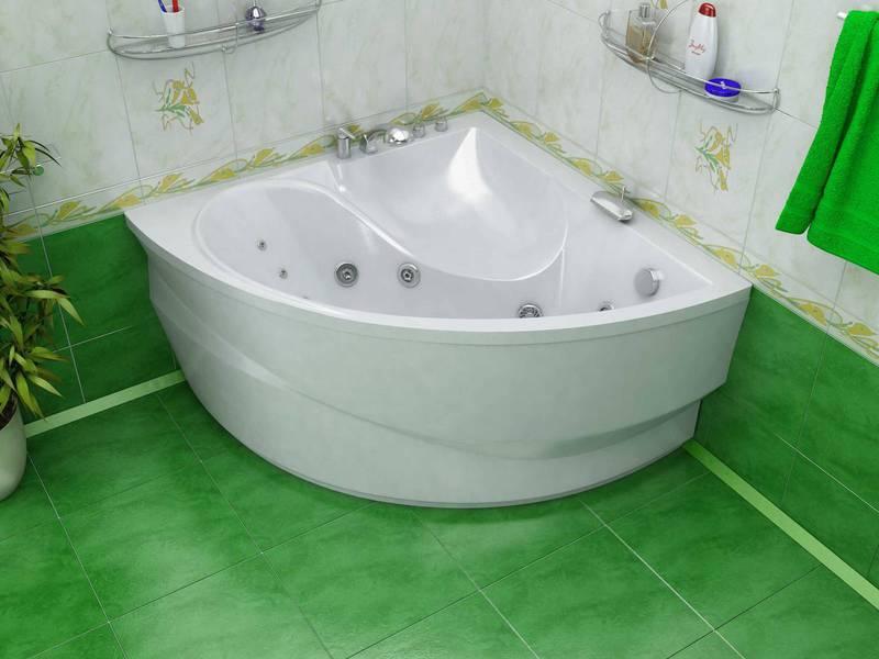 зеленная ванна